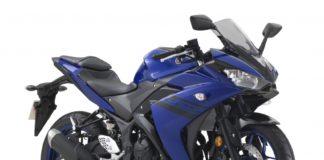 2018 Yamaha R25