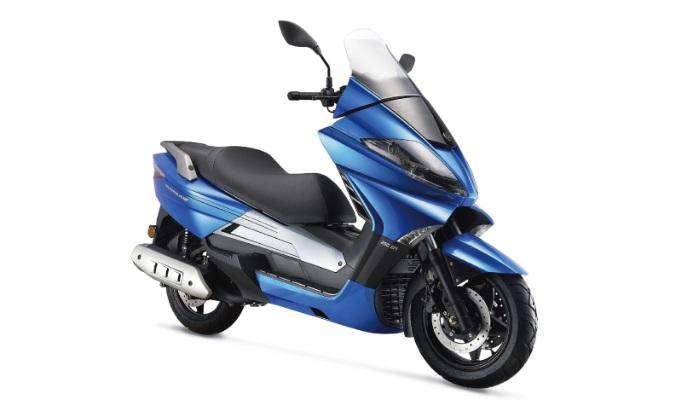 Benelli Zafferano scooter pic