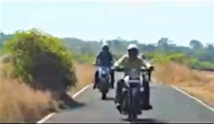 Royal Enfield-Bajaj Rivalry