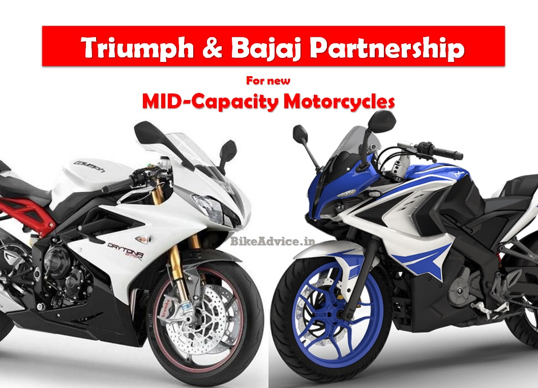 Bajaj-Triumph Motorcycles Launch, Expected Displacement & All Details