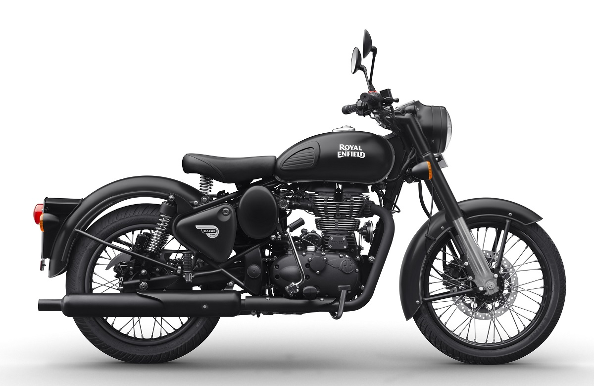 Also Read: Royal Enfield 750 Twin Spotted with ABS ...