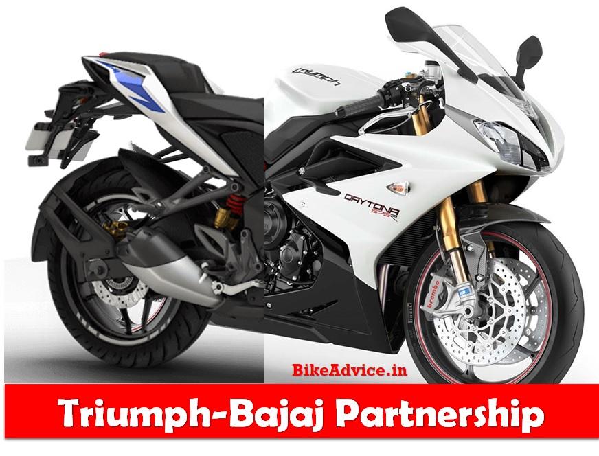Bajaj-Triumph First Motorcycle Launch