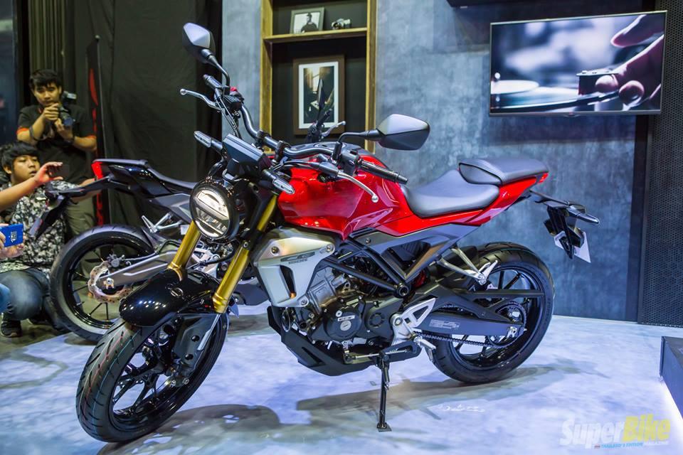 New Honda Cb150r Pics Gallery  U0026 Quick Preview