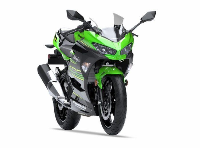 New 2018 Kawasaki Ninja 400 Pics Gallery Pictorial View