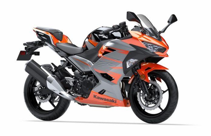 New 2018 Kawasaki Ninja 400 Pics Gallery Amp Pictorial View