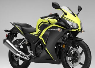 Honda midsize motorcycles
