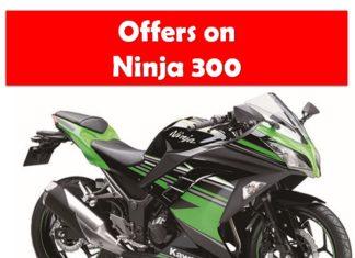 Ninja 300 Offers