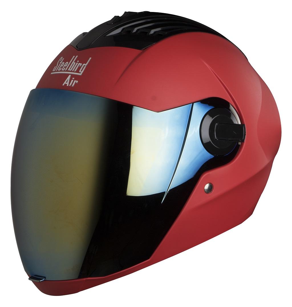 Launched: Steelbird SBA-2 Helmet Price, Pics, Colours