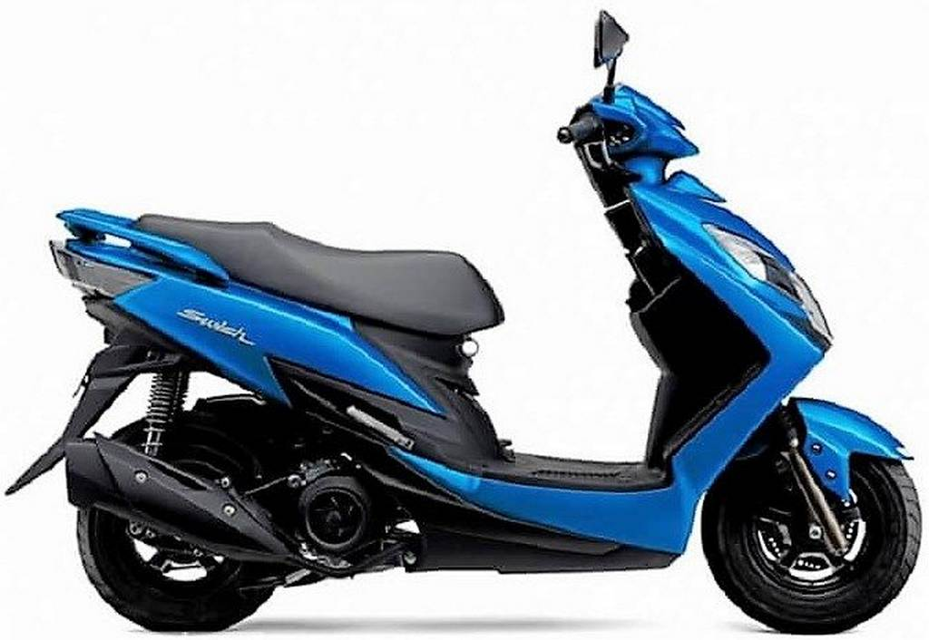 suzuki to bring new 125cc scooter 2018 swish launch. Black Bedroom Furniture Sets. Home Design Ideas