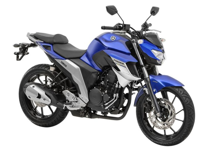 FZ25 ABS Launch