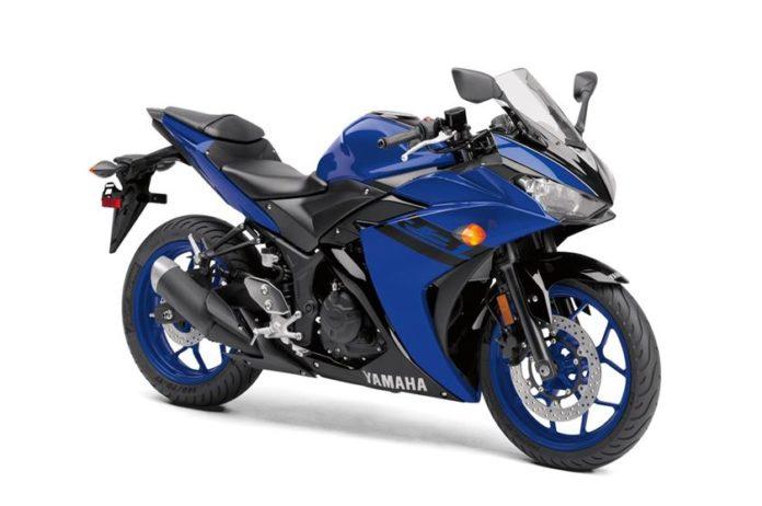 Yamaha R3 launch