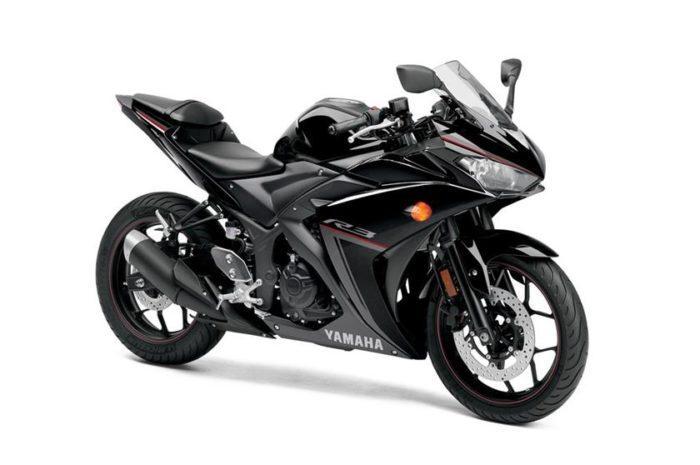 2018 Yamaha R3