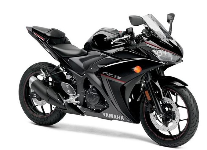 Yamaha R Specs