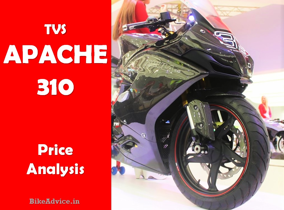 Five Things That Suggest Apache 310 Won't Come Cheap: Price Analysis