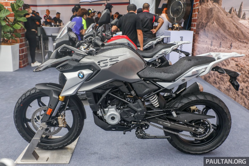 Launched Malaysia Indonesia G310 Gs Vs G310 R Price