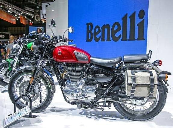 Benelli Imperiale Launch