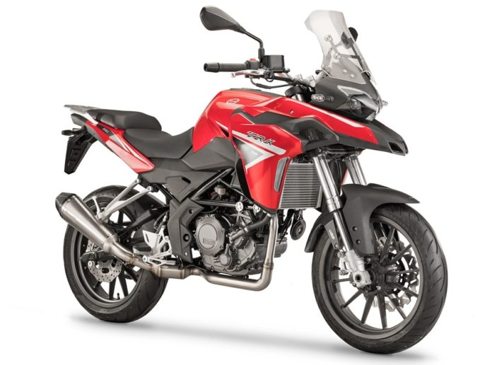 Small Adventure Benelli Trk 251 Launch In India Next Year