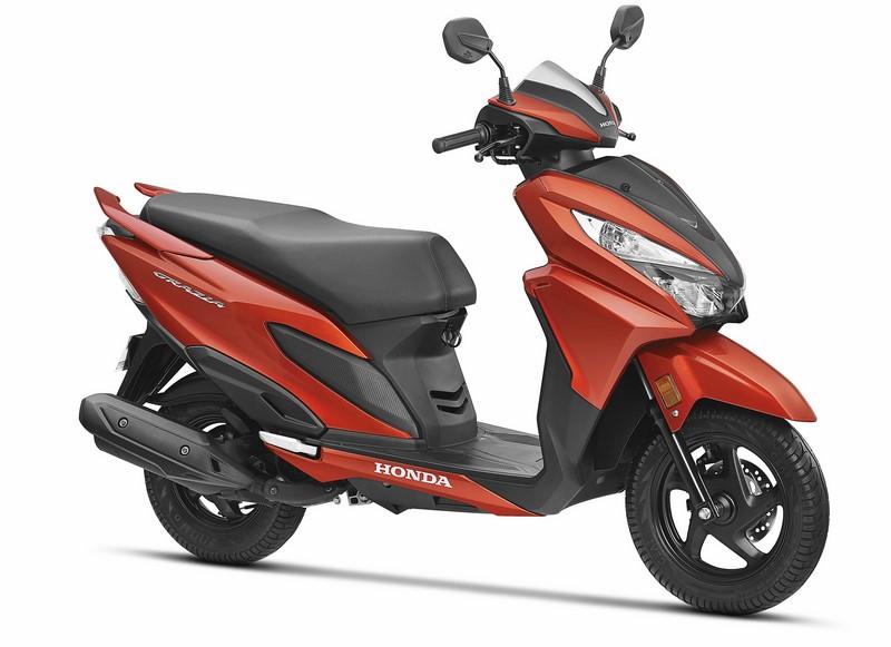 Honda 125cc Scooter Sales