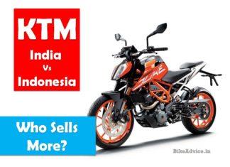 KTM Sales