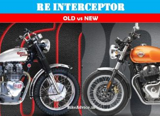 Interceptor New vs Old