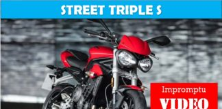 Street Triple S Video Review