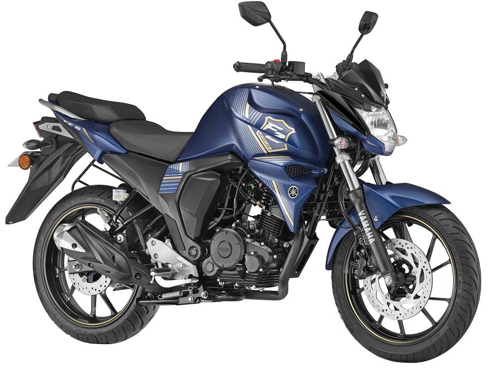 Yamaha Fz New Edition