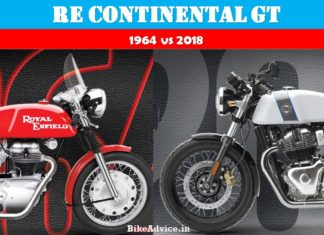 Continental GT Old vs New