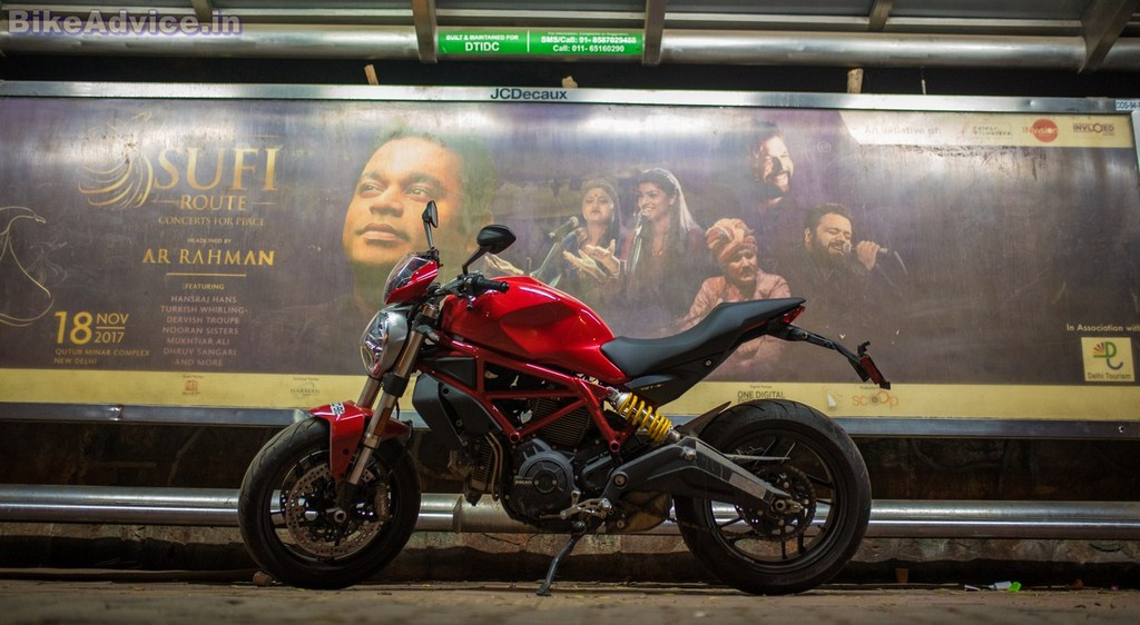 Ducati Monster 797 review and road test