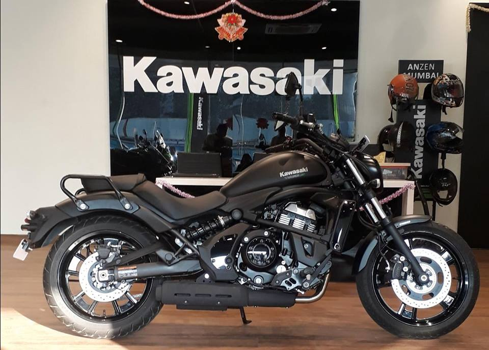 Kawasaki Vulcan 650 Price Pics Video Engine All Details