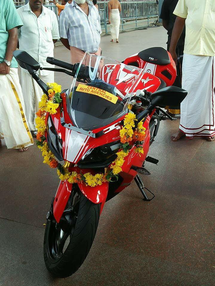 TVS Reveals Apache 310 Prices in All States