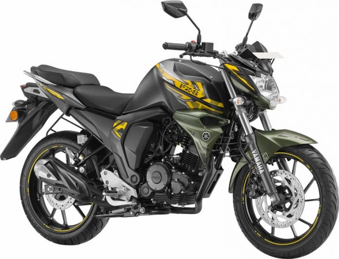 FZS Rear Disc Changes