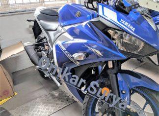 2018 Yamaha R3 Price