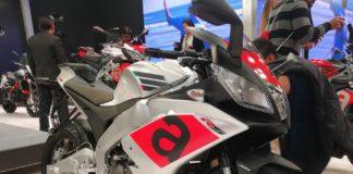 Aprilia RS150 Launch