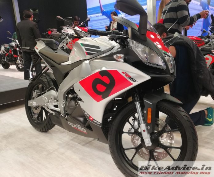 Aprilia RS150 Launch