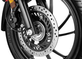 Motorcycle ABS Rule