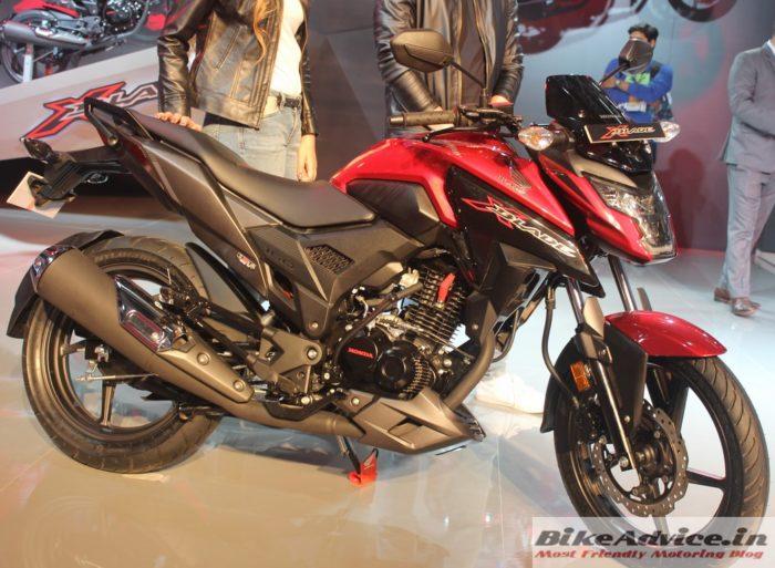 Honda X-Blade Adventure Changes, Pics, Features & Launch