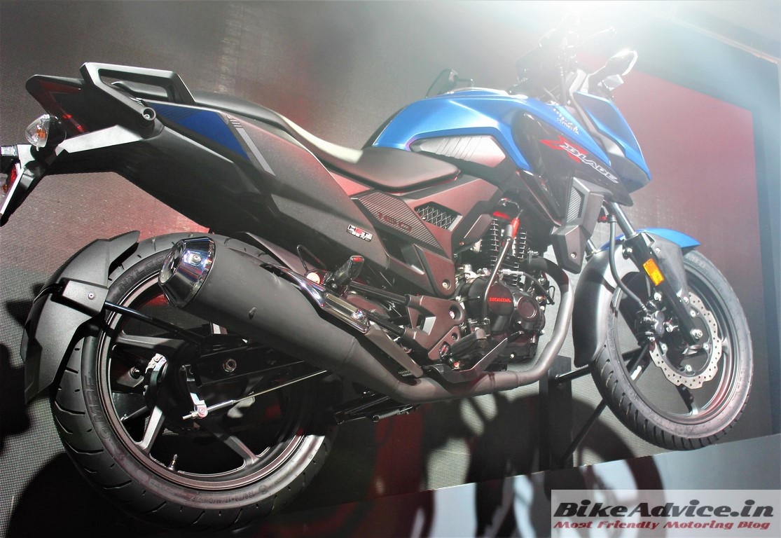 Honda X-Blade Price, Launch, Pics, Features & Details
