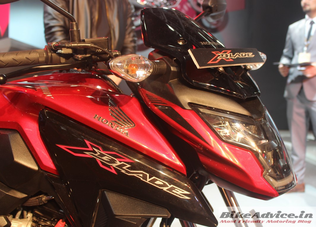 2018 Yamaha Motorcycles >> Honda X-Blade Price, Launch, Pics, Features & Details