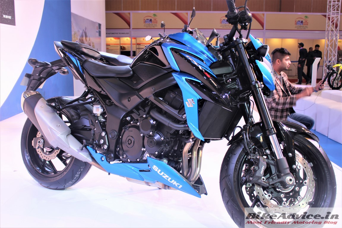Z900 Rival Suzuki GSX S750 Launch by Mid-2018; Expect Aggressive Pricing