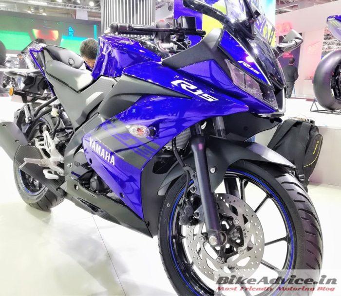 Yamaha R15 V3 Vs V2 Changes Amp List Of Differences