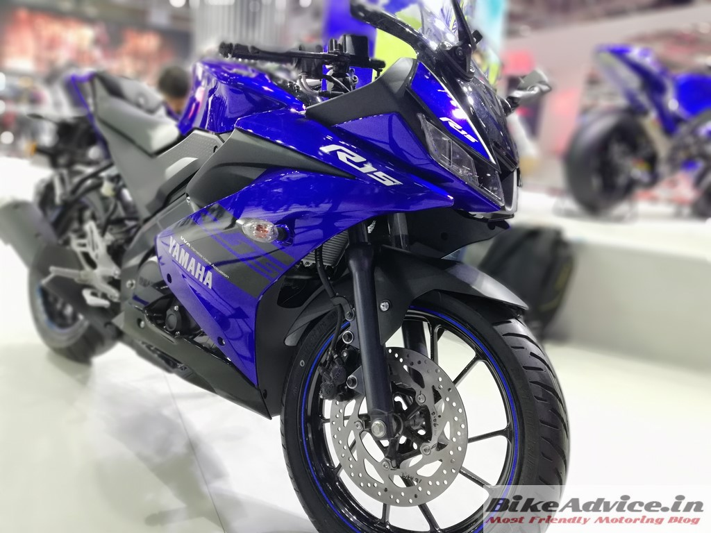 Yamaha R15 V3 Price in Nepal  Launched With Dual Channel ABS