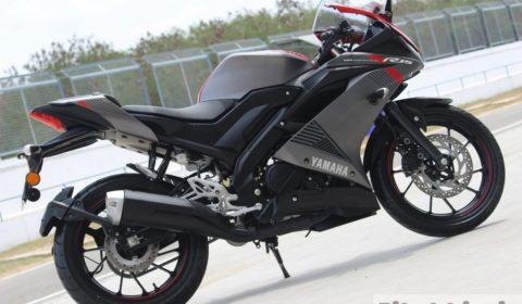 2018 Yamaha YZF-R15 V3 design