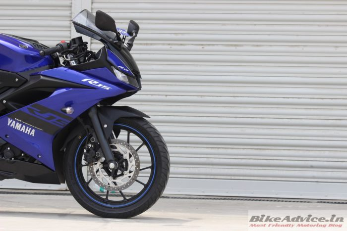 2018 Yamaha YZF-R15 V3 review