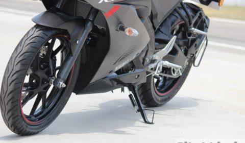 R15 V3 front suspension
