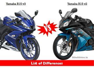 R15 v3 vs v2