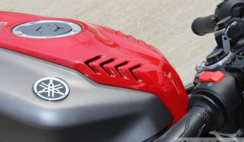 Yamaha YZF-R15 V3 fuel tank capacity