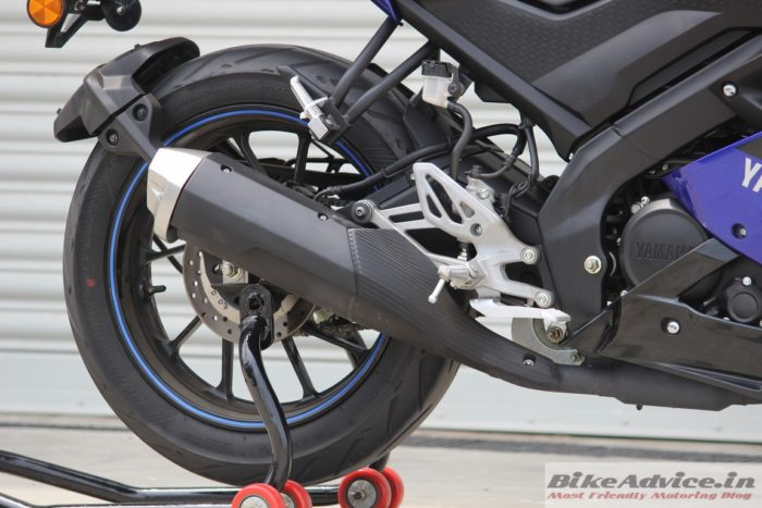 Yamaha YZF-R15 V3 rear brake