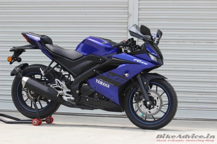 Yamaha YZF-R15 V3 review