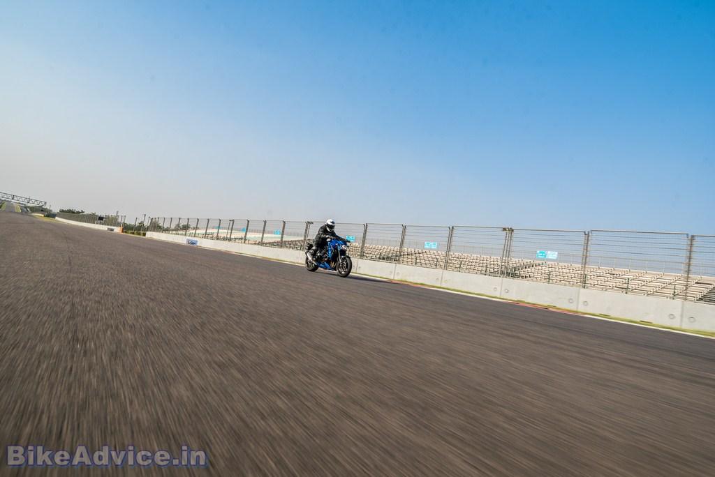 2018 Suzuki GSX S750 Review India: First Ride | BikeAdvice in