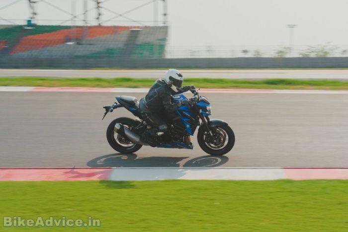 Suzuki GSX-S750 Performance